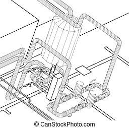 Draft sistemy hydraulics - The design of hydraulic systems...