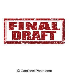 draft-stamp, 最終的