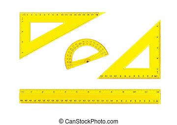 Drafting measurement tools