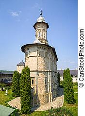 Dragomirna church