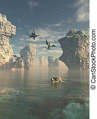 Dragon Cliffs