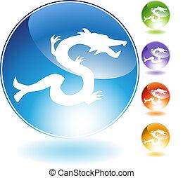 Dragon Crystal Icon