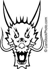 Dragon Illustration design