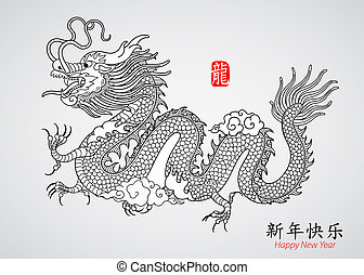 dragon., jahr