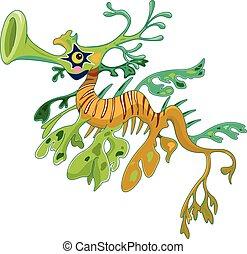 Dragon Seahorse