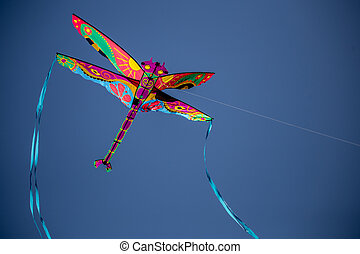 Dragonfly in the Sky #1