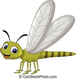 dragonfly, rysunek