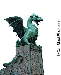 dragon's, ljubljana, 橋