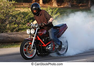 dragster, moto