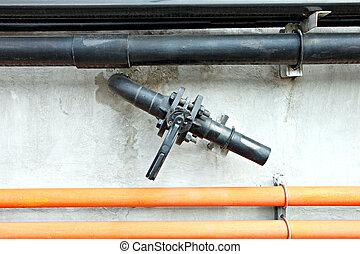 Drain pump industry.