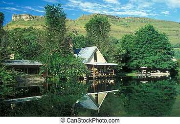 Drakensberg Farmhouse