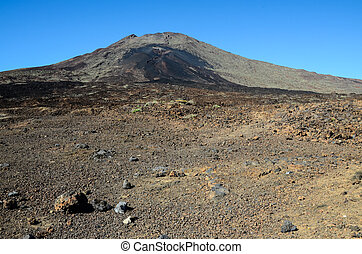 Dramatic Landscape Desert