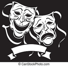 dramatik maskerar