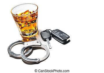 drank, dont, besturen