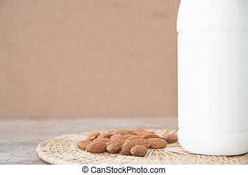drank, melk