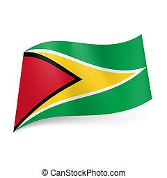 drapeau état, guyane
