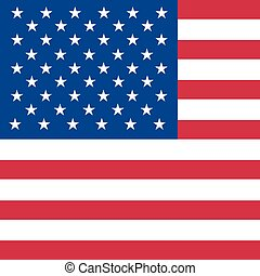 drapeau, amérique