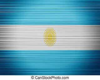 drapeau, argentine
