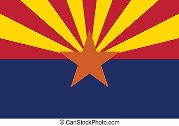 drapeau, arizona