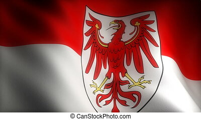 drapeau, brandenburg