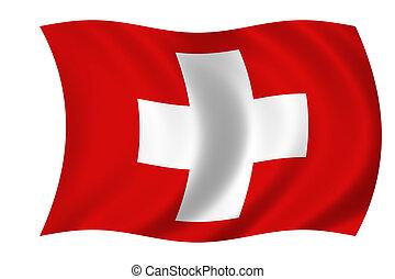 drapeau, de, suisse