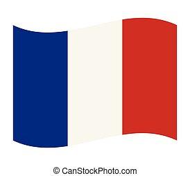drapeau, france