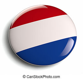 drapeau, hollande