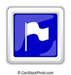 drapeau, icône