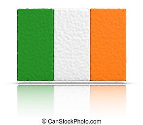 drapeau, irlande