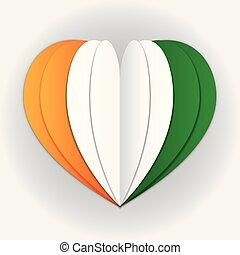 drapeau, ivoire cote