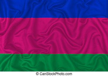 drapeau, kuban, région