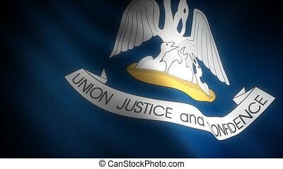 drapeau, louisiane