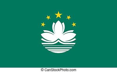 drapeau, macau