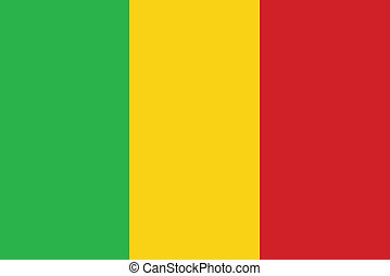 drapeau, mali