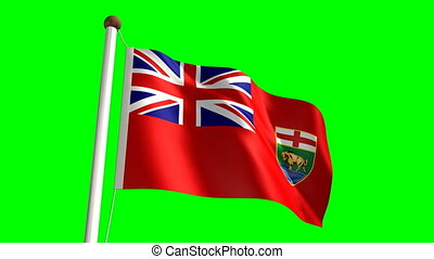 drapeau manitoba