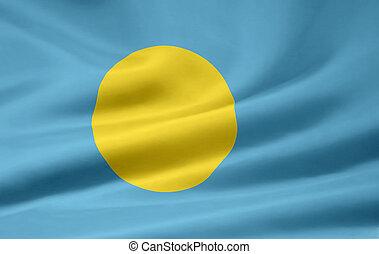 drapeau, palaos