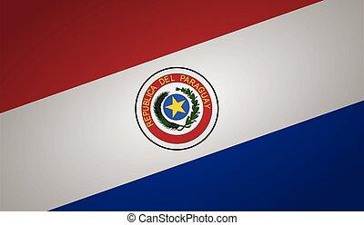 drapeau, paraguay