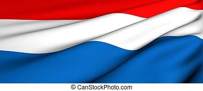 drapeau, pays-bas