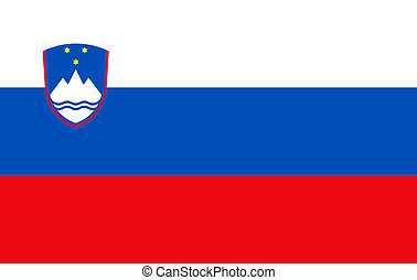 drapeau, slovénie