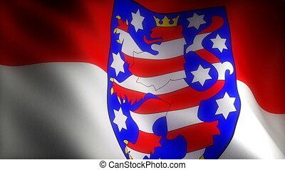 drapeau, thuringia