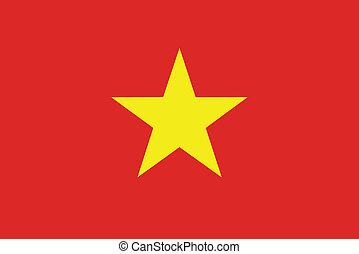 drapeau, vietnam