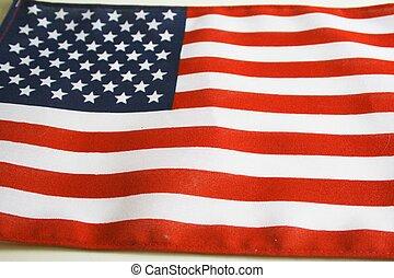 drapeau, voler, nous