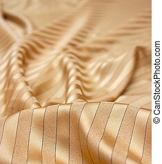 Drapery background with stripes