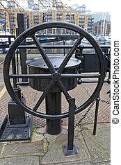 Draw Bridge Wheel