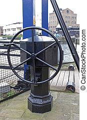 Drawbridge Wheel