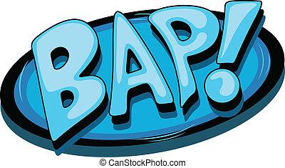 Bap - Comic Expression - Drawing Art of Bap - Comic ...