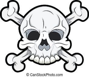 Skull with Crossbones