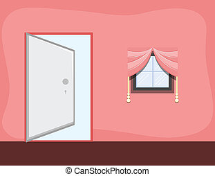 Girl Room - Cartoon Background