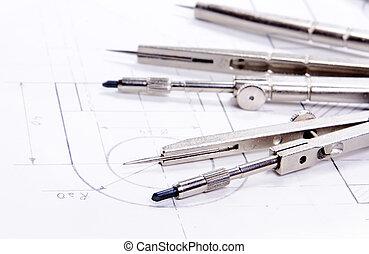 Drawing Compasses