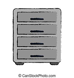 drawing file cabinet archive workplace